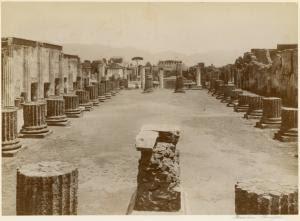 Basilica, Pompei. Digital ID: 1621123. New York Public Library