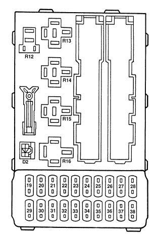 96 Contour Fuse Box Wiring Diagram Ill Guide B Ill Guide B Pmov2019 It