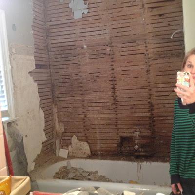 bathroom (during)