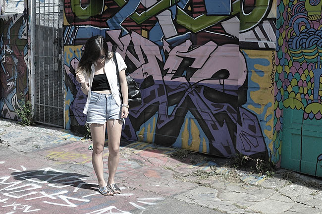Graffiti, San Francisco, Mission District, Street Art, Fashion blog