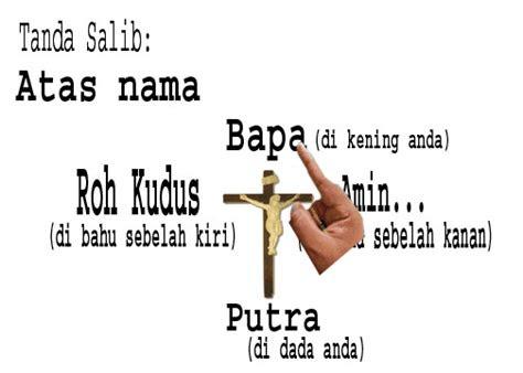 tanda salib iman katolik iman katolik