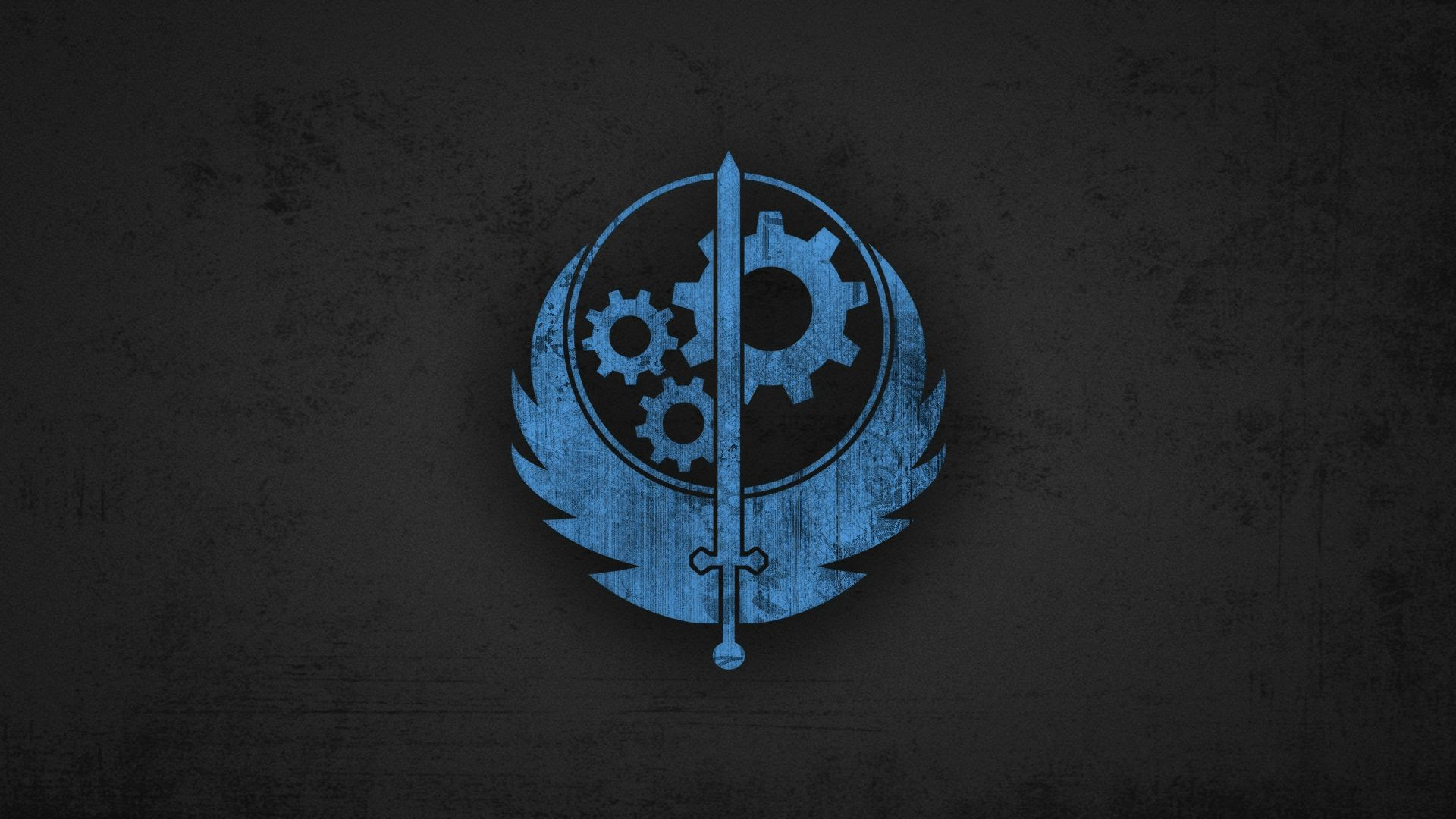 Fallout Brotherhood Of Steel Wallpaper 75 Images