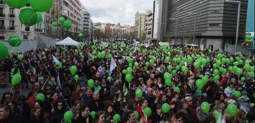 Alicia Latorre: «Con la vida humana no se comercia, no se cuentan votos»