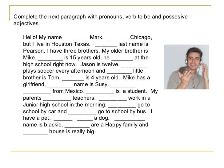 how to write an introduction paragraph about yourself