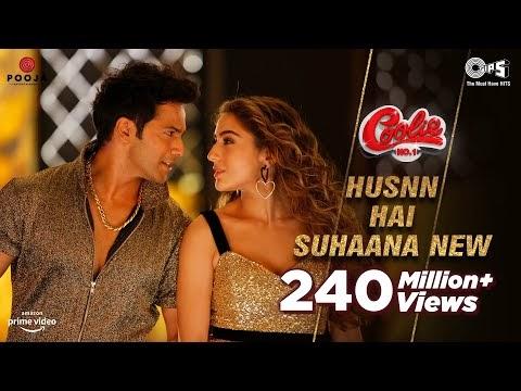 Husn Hai Suhana Lyrics – Coolie No. 1 | Varun Dhawan