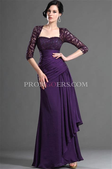 dress, long sleeve prom dresses, chiffon prom dress