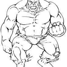 Dibujos De Hulk Para Colorear Pintar E Imprimir 60 Dibujos De Hulk