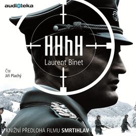 Audiokniha HHhH  - autor Laurent Binet   - interpret Jiří Plachý