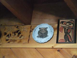 bear and Haida art