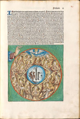 Liber Chronicarum - Angels (p. 74)