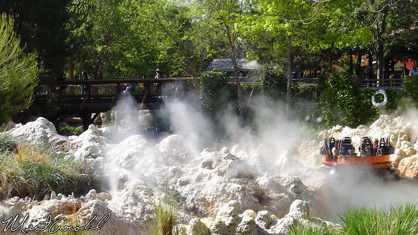 Disney California Adventure, Grizzly River Run