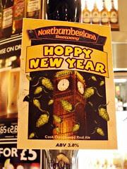 Northumberland, Hoppy New Year, England