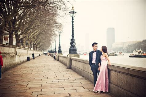 PRE WEDDING PHOTO SHOOT IN LONDON AND PARIS   ANGIE AND