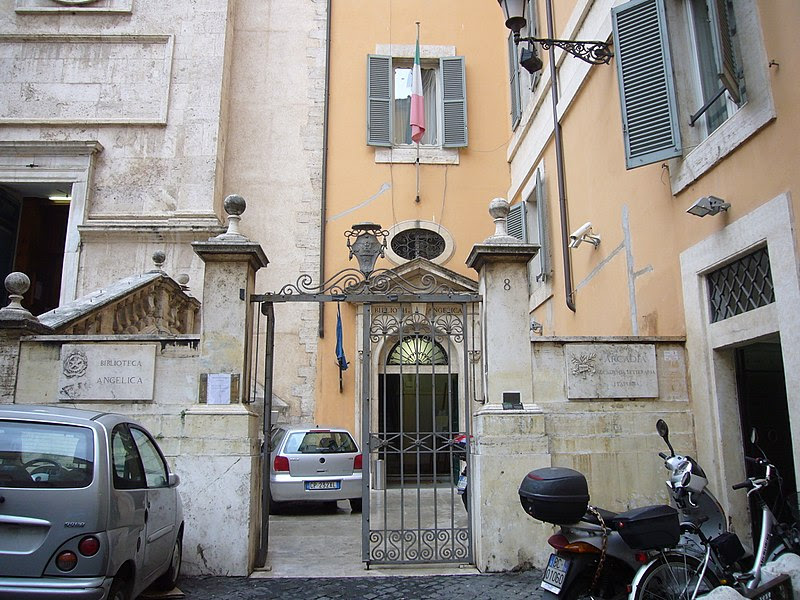 Fil: S Eustachio - piazza s Agostino Arcadia e Angelica 1150281.jpg