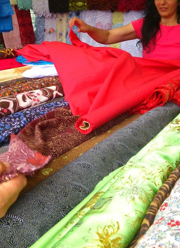 05 Fabric Stall, Ridley Road