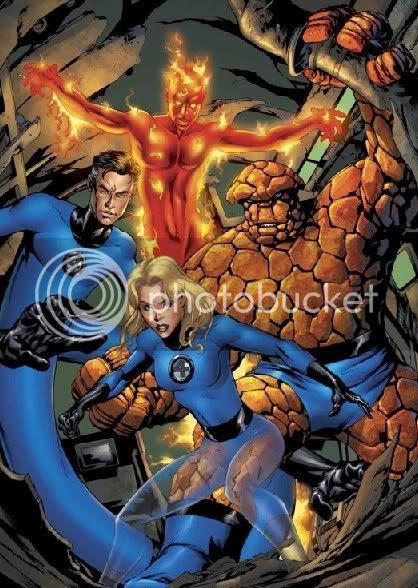 Fantastic Four 527