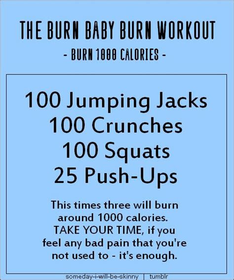 baesta  calorie workout ideerna pa pinterest