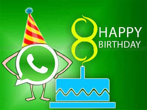 happy birthday whatsapp status feature   globally