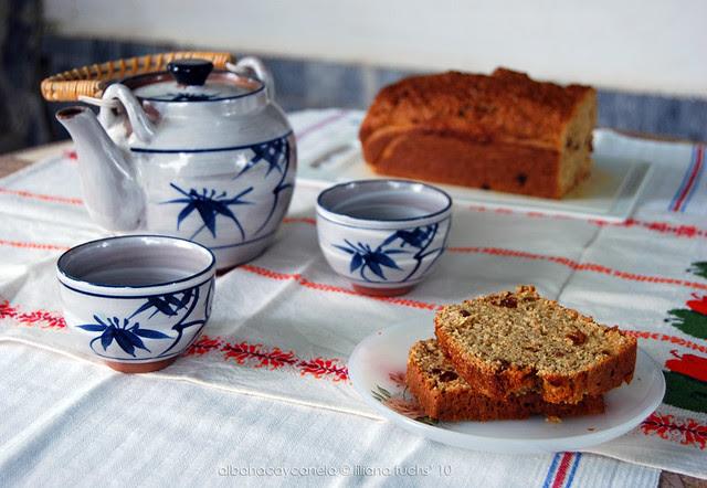 Buttermilk quick bread