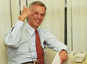 O investidor Jorge Paulo Lemann, considerado o homem mais rico do país