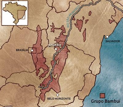Grupo Bambuí (Foto: Reprodução)