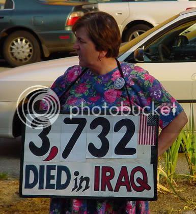 American troop death toll