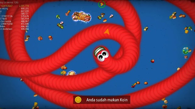 Game Ular Online Viral