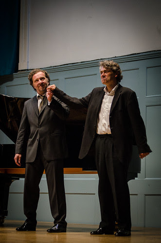 Christian Gerhaher + Gerold Huber - Sat 10 August 2013 - The Queen's Hall, Edinburgh -0051
