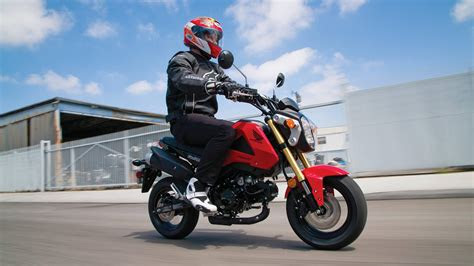 honda grom top speed