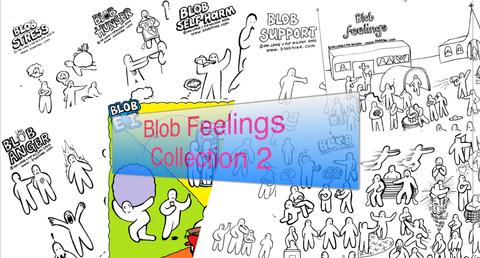 A Blob Feelings Collection 2
