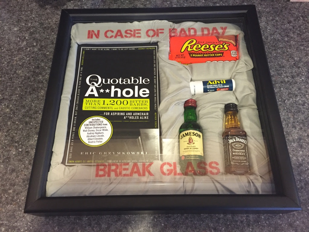 The White Elephant Gift I Made For Work Funny