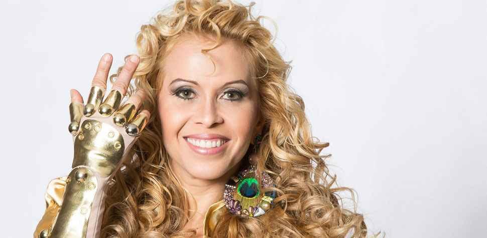 Joelma cria nome artístico para carreira solo (Calypso/Divulgação)