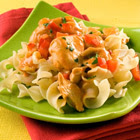 Sour Cream Chicken Paprika Recipe