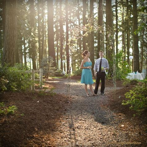The Most Enchanted Wedding Venue In Oregon   Miller Farm