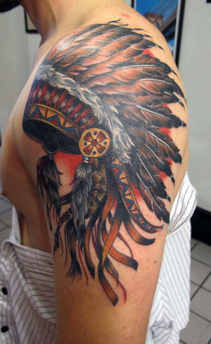Tattoo Trends Resultado De Imagen Para Indian Chief Tattoo