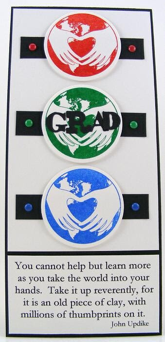 Grad World Card
