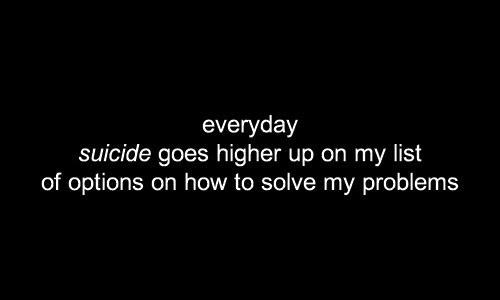 Love Black And White Depressed Depression Sad Suicidal Suicide