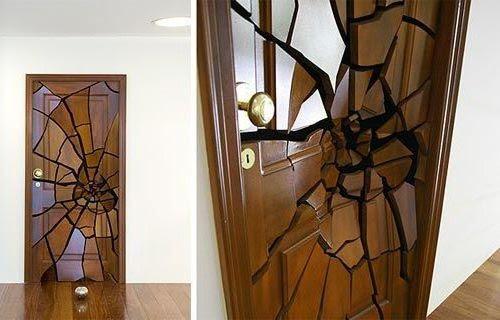 Wow Gambar Model Pintu Rumah Minimalis Ini Kreatif Banget