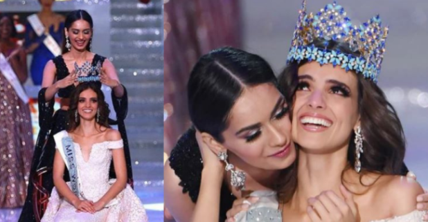 Mexican Model Vanessa Ponce De Leon Was Crowned By Former Miss World Manushi Chhillar