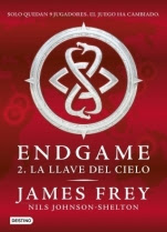 La llave del tiempo (Endgame II) James Frey, Nils Johnson-Shelton