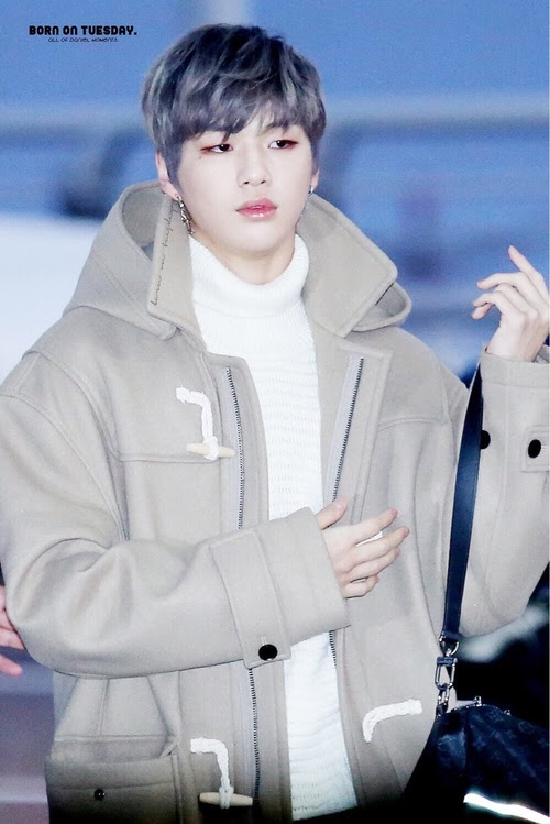 Wanna One Images Kang Daniel Hd Wallpaper And Background Photos