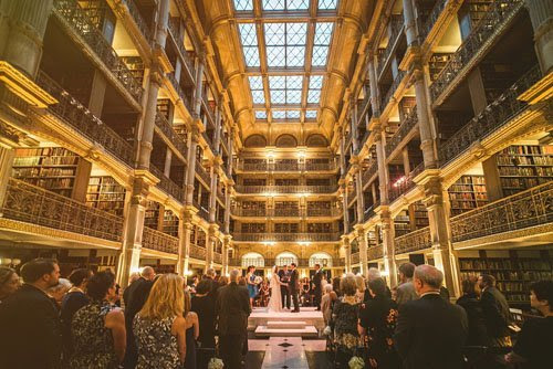 Resultado de imagen de george peabody library baltimore