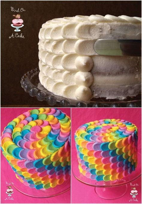 10 Awesome Cake Frosting Techniques for You to Try