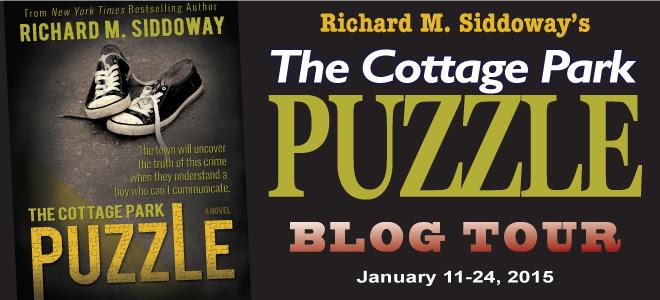 Cottage Park Puzzle blog tour
