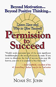 """Cover of """"Permission To Succeed"""""""