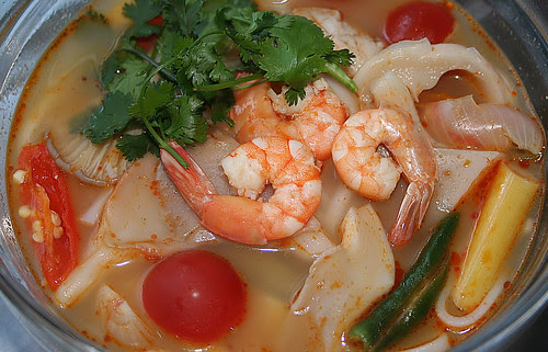 Prawn Tom Yum