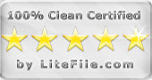 100% Clean Certified