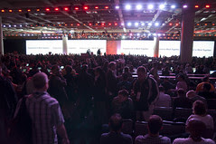 Welcome Keynote, Oracle OpenWorld & JavaOne + Develop 2010, Moscone North