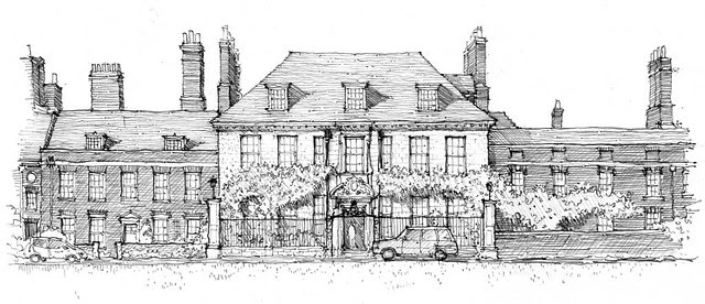 Mompesson-House-Clay-Sketch