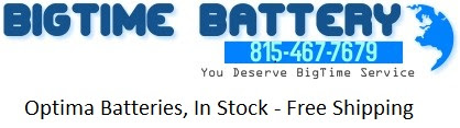 Optima batteries, In Stock Free Shipping